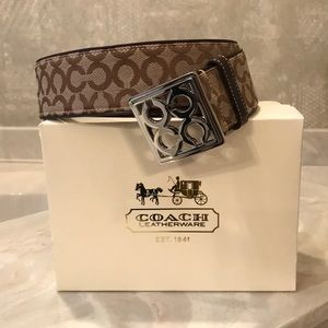 Signature Coach belt